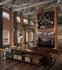Living Room Industrial Chairs Modern Industrial Decor Rustic