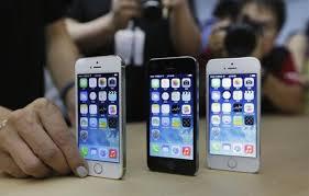 iPhone 5c vs iPhone 5s vs iPhone 5