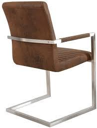 möbel wohnaccessoires invicta interior freischwinger stuhl