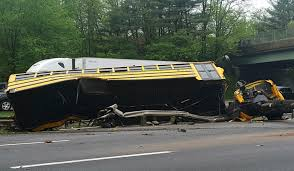2 Dead, Dozens Hurt When School Bus Collides With Dump Truck In ...