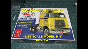 AMT MACK CRUISE LINER 1:25 MODEL KIT REVIEW AMT1062 - YouTube Bigfoot Amt Ertl Monster Truck Model Kits Youtube New Hampshire Dot Ford Lnt 8000 Dump Scale Auto Mack Cruiseliner Semi Tractor Cab 125 1062 Plastic Model Truck Older Models Us Mail C900 And Trailer 31819 Tyrone Malone Kenworth Transporter Papa Builder Com Tuff Custom Pickup Photo Trucks Photo 7 Album Ertl Snap Fast Big Foot Monster 1993 8744 Kit 221 Best Cars Images On Pinterest