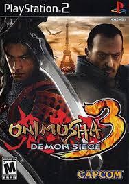 siege sony onimusha 3 siege sony playstation 2 2004 found here