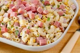 salade de restes de jambon recettes du québec