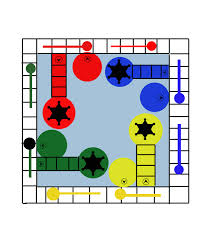 Sorry Game Board Use To Make Own Variation