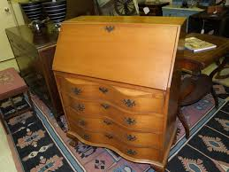 Ethan Allen Secretary Desk With Hutch by Antique Galleries Of St Petersburg Additional Tampa Bay Fine