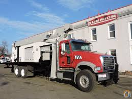 100 Lyons Truck Sales National 8100D 2014 Mack GU700 Crane For Sale In Illinois On