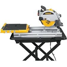 Dewalt Tile Saws Home Depot by Dewalt D24000 Wet Tile Saw Contractors Direct