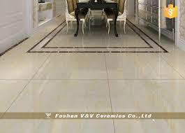 Polished Porcelain Floor Tiles For Living Room Natural Stone