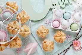 herzhafte muffins mit spinat und räucherlachs