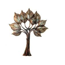 Tree Wall Decor With Pictures by Wrought Iron Tree Wall Décor With Led The Ethnic Story