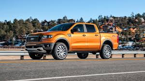 100 Ranger Truck 2019 Ford First Drive Review The Midsize Battle Is On