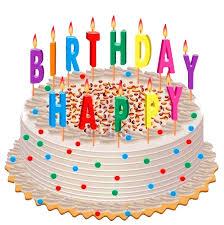 Birthday Cake Transparent Background