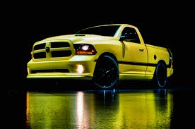 100 Rumble Bee Truck Ram Concept Leaves Woodward Dream Cruise Buzzing