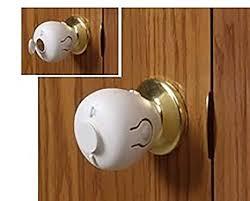 Amazon Mommy s Helper Door Knob Safety Cover Indoor Safety