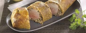 comment cuisiner le filet mignon de porc filet mignon de porc en croûte