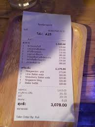 100 Atmos 35 ATMOS Bar Restaurant 10 Wongnai