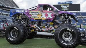 100 Biggest Monster Truck Orlando To Host Jam Marquee Event In 2019 2020 Orlando