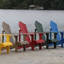 Red Adirondack Chairs Polywood by Polywood Adirondack Chairs Costco Outdoorlivingdecor