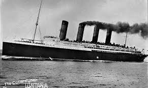 Where In Ireland Did The Lusitania Sink by 1915 Sinking Of The Lusitania History Hit