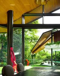 100 Plywood Rocking Armchair Mamulengo By Eduardo Baroni Winged Roof House With Outdoor Rooms