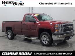 Used 2015 Chevrolet Silverado 1500 For Sale   Lockport NY