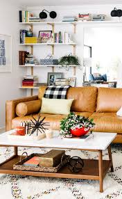 Brown Leather Couch Living Room Ideas by Best 25 Tan Sofa Ideas On Pinterest Tan Couch Decor Leather