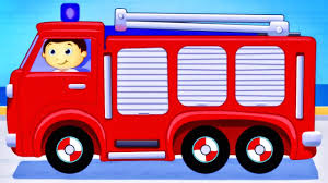 Fire Truck Halloween Costume - Meningrey