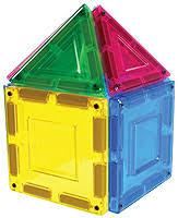 magna tiles 100 target magrific magnetic tiles building set 28 generic color