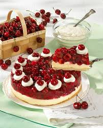 kirsch pudding torte