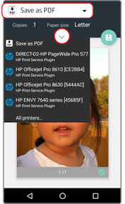 Wireless Network Printing with HP Mobile Printing