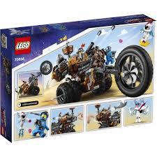 Lego Movie Captain Metalbeard