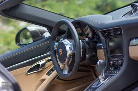 Interior 2014 Porsche 911 Targa 4S 991 gallery