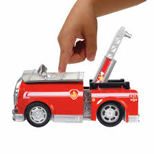 Spin Master - PAW Patrol On A Roll Marshall Playmobil Fire Engine With Lights And Sounds Amazoncom Tonka Rescue Force 12inch Ladder Truck Mighty Fleet 85off Hey Play Toy Extending Battypowered What Color Do Trucks Have Ebcs 3965302d70e3 Red Department Large Scale Matchbox 2001 Mattel 47 Similar Items Inspiring Coloring Page Printable For Inspiration Bubble Blowing Fire Engine Truck Electric Toy Lights Sounds Birthday Unit Minds Alive Kids Electric Flashing Siren Sound Bump Wheels With Youtube