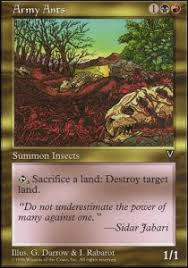most effective land destruction in magic sylvan studies