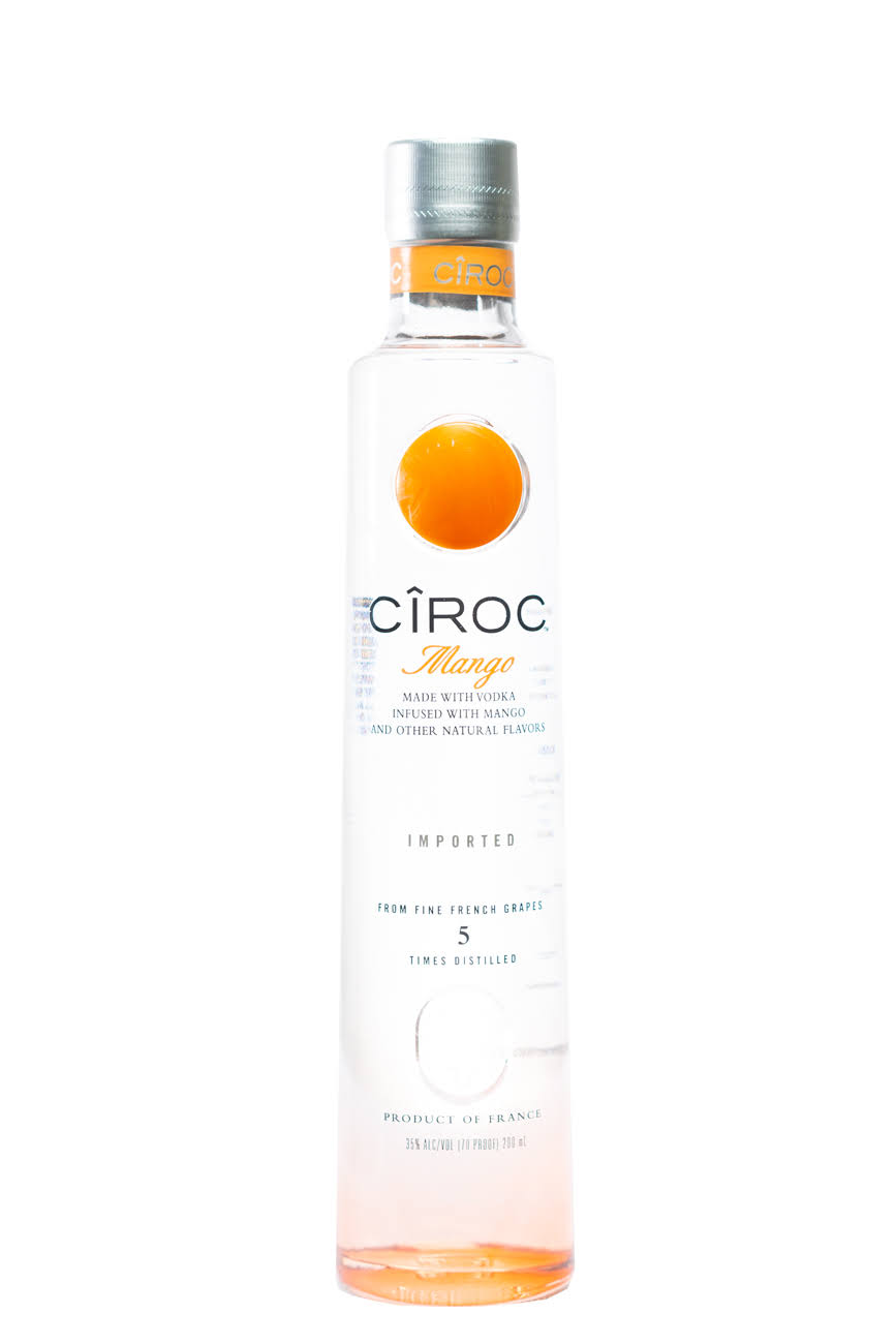 Ciroc Mango Vodka 20cl