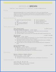 Contract Database Sample Awesome Culinary Arts Resume Template Download