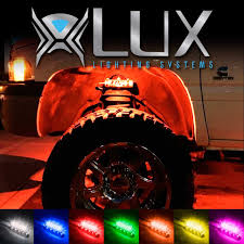 LED Rock Lights Accent Lighting And Underglow The MAX From LUX ... Buy A Game Truck Pre Owned Mobile Theaters Used Amazoncom Ledglow 6pc Multicolor Smline Led Truck Underbody California Neon Underglow Lights Laws 2018 8pcsset Under Car Light Kit Chassis Ford Fiesta Stickerbomb And Neons Underglow Neon Xkglow Xk034001w White Rock 2011 F250 Off The Clock Photo Image Gallery Colored Lighting Services In Evansville Newburgh Southern New Gen Suv Boat Tube Wide Angle On Chevy Youtube Image 7 Color 4pcs Auto System
