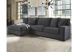 Ashley Furniture Light Blue Sofa by Gamaliel 2 Piece Sectional Ashley Furniture Homestore