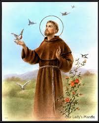 catholic news world october 4 st francis of assisi