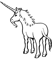 Click To See Printable Version Of Unicorn Coloring Page