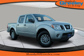 Pre-Owned 2018 Nissan Frontier SV V6 Crew Cab Pickup In Greeley ... Greeley Gmc Dealers Buick Dealership New Used Weld County Garage Is A Dealer And 2019 Ram 1500 For Sale In Co 80631 Autotrader Truck City Service Appoiment Greeting Youtube Chevy Colorado Vs Silverado Troy Shoppers Honda Ridgeline Black Edition Crew Cab Pickup Toyota Trucks Survivor Otr Steel Deck Scale Scales Sales Drilling In Residential Becoming A Reality Kunc Wash Co