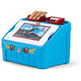 amazon com step2 thomas the tank engine toddler bed toys games