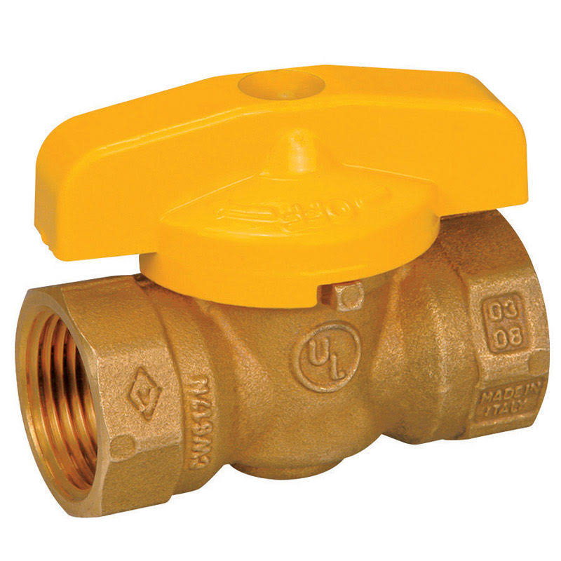 Mueller Gas Ball Valve - 3/4 in