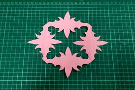 Diy Kirigami Paper Cutting Craft Designs Patterns Templates 3