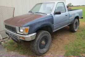 1990 Toyota DLX Pickup Truck | Item D2153 | SOLD! October 15... Rare Blue 1988 Toyota Pickup Extra Cab Auto 4wd Very Clean 4cyl Heres Exactly What It Cost To Buy And Repair An Old Truck For Sale Lifted 1990 Classic Car Fort Worth Tx 76190 G Reg Toyota Hilux 4x4 Pick Up Truck Single Cab 23 Petrol Yes For Stkr9530 Augator Sacramento Ca Hiace Pictures Top Of The Line Tacoma Crew Trucks Capsule Review 1992 Truth About Cars Hilux Pick Up 2500cc Diesel Manual