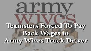 Teamsters Forced To Pay Back Wages To Army Wives Truck Driver - YouTube Top Trucking Salaries How To Find High Paying Jobs The Truth About Truck Drivers Salary Or Much Can You Make Per Center For Global Policy Solutions Stick Shift Autonomous Vehicles Driver Pay Packages Just Dont Cut It Youtube Ultimate Guide In Canada Wages 2018 Real Cost Of Per Mile Operating A Commercial Ifda New Research Finds Foodservice Distribution Employees Earn Rigged Forced Into Debt Worked Past Exhaustion Left With Nothing 43 Best Appreciation Week Images On Pinterest Went From Great Job Terrible One Money Driver Shortage Alarm