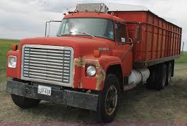 1975 International Loadstar 1800 Grain Truck | Item H1526 | ...