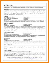 Bad Resume Examplegood And Examples Pdf Best Of Good