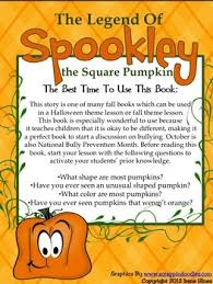 Spookley The Square Pumpkin Writing Activities by 433 Best Pumpkin Images On Pinterest Fall Fall Pumpkins And