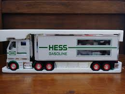 100 2006 Hess Truck NEW 2003 HESS TOY TRUCK AND RACERCARS TIQUETOCK